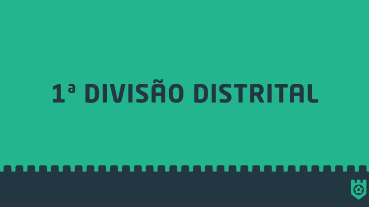 1ª Divisão Distrital