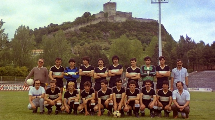SCL Marrazes 1986-1987