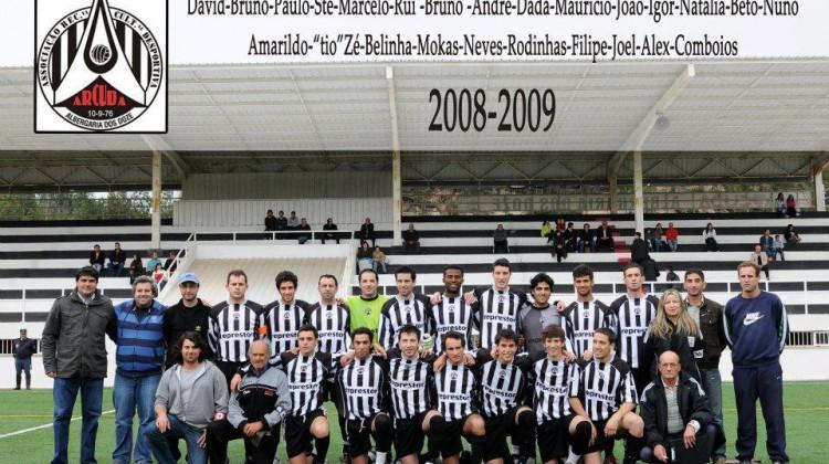 ARCUDA (Seniores 2008-2009)