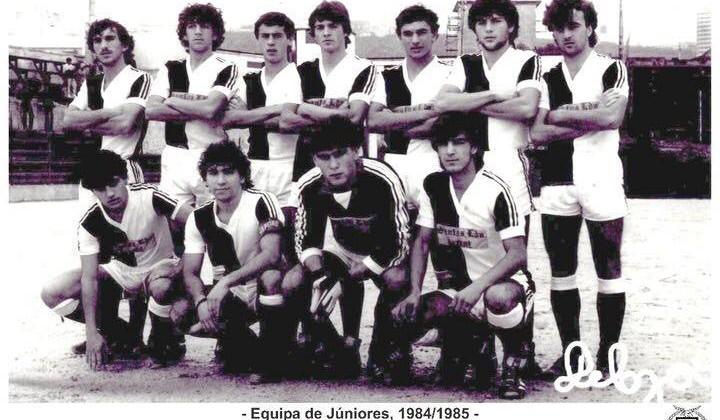 Nazarenos (Juniores 84-85)