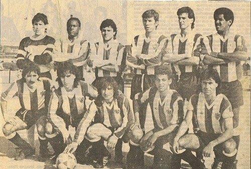 AC Marinhense 1987-1988