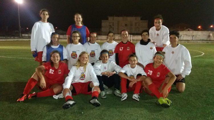 Futebol Feminino Sub 16