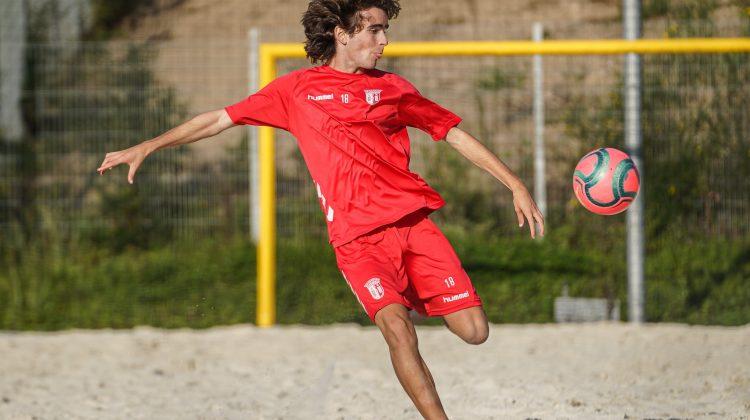 Ruben Brilhante SC Braga Futebol de Praia